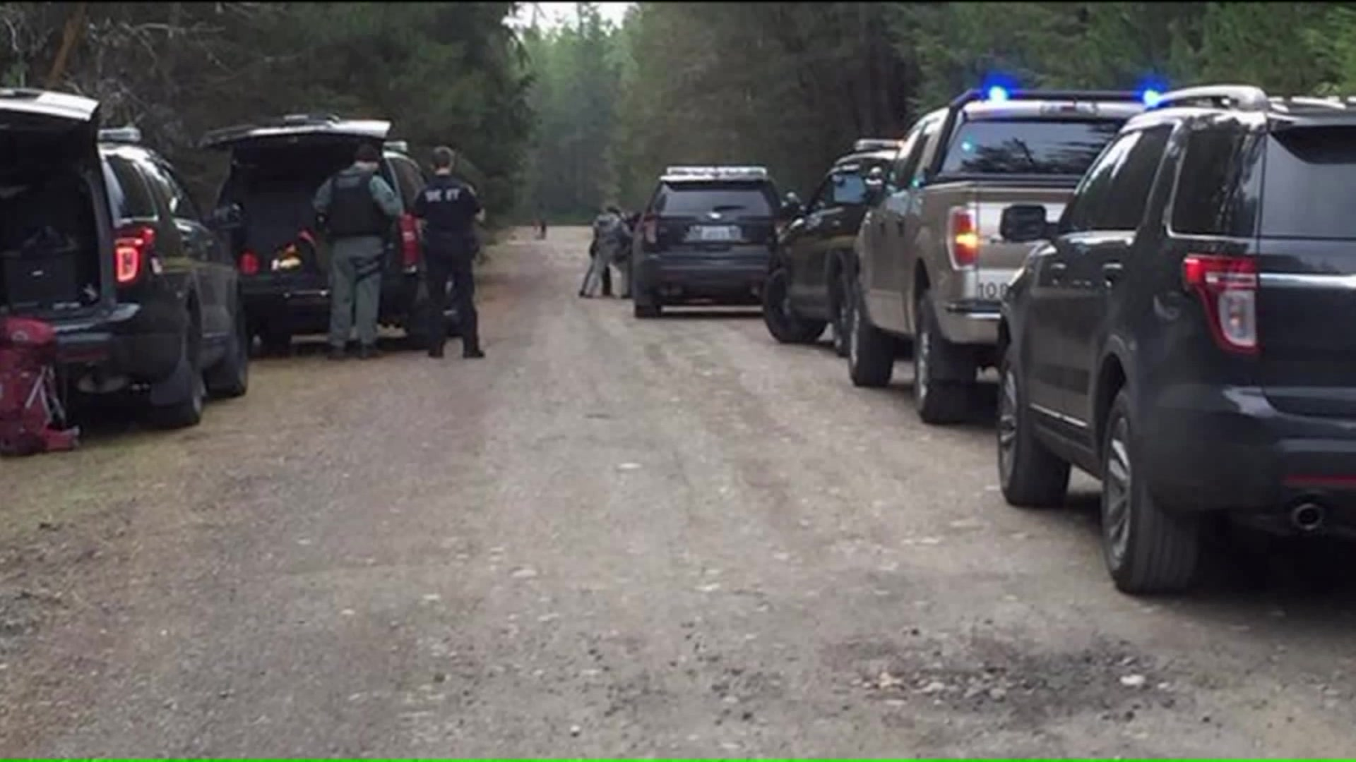 Sheriff: 5 Dead, Including Shooter, After SWAT Standoff In Washington State