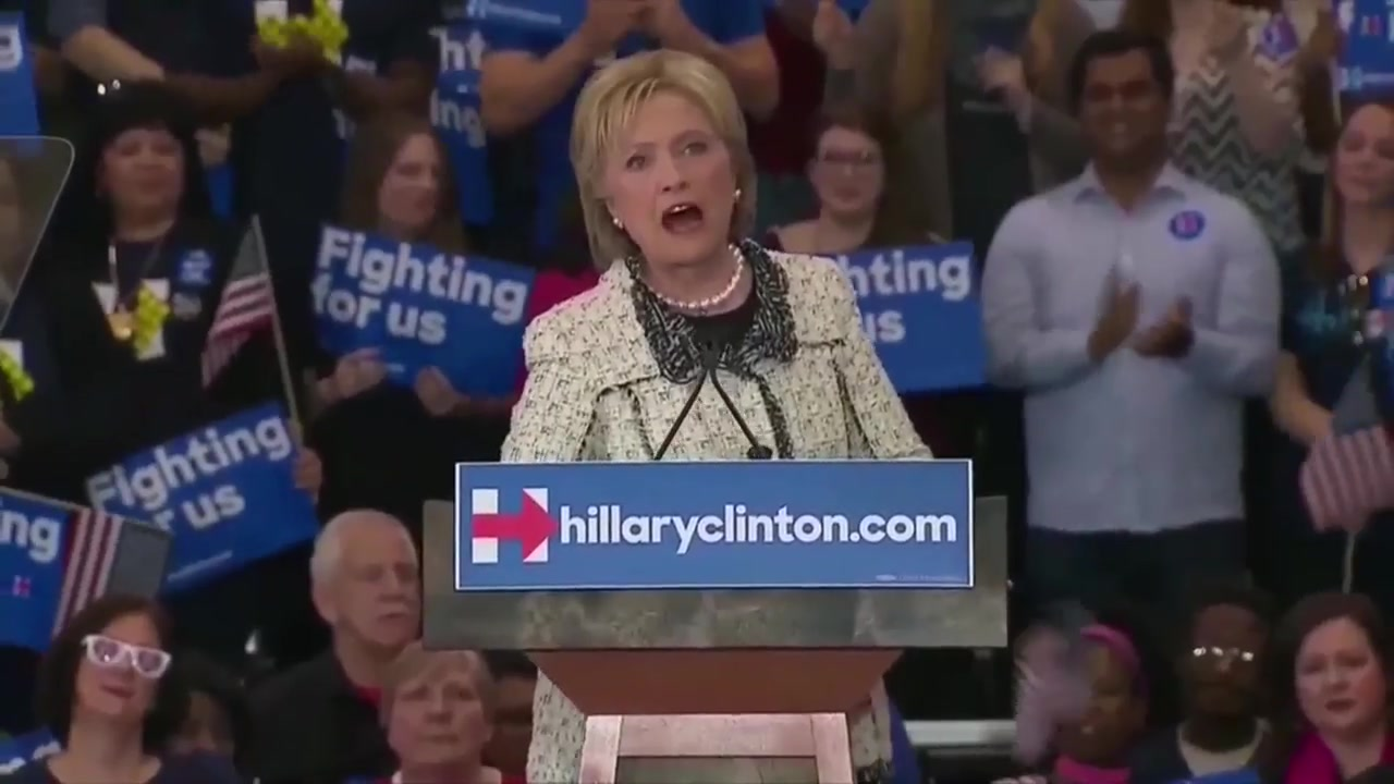 Clinton: 'Tomorrow This Campaign Goes National'