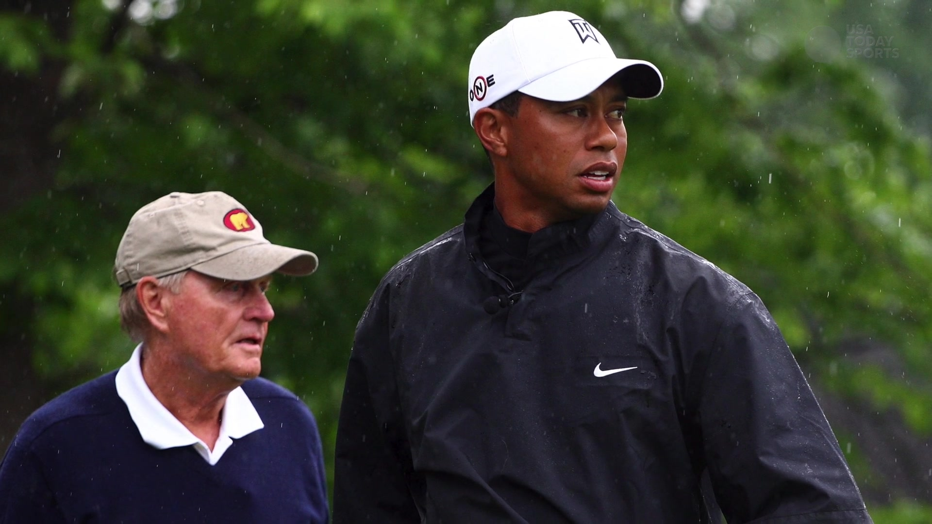Tiger 'Very Healthy' According to Nicklaus