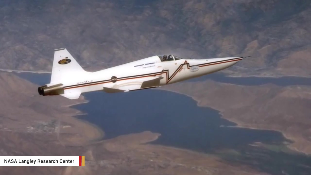 NASA Is Developing A Quieter Supersonic Commercial Jet