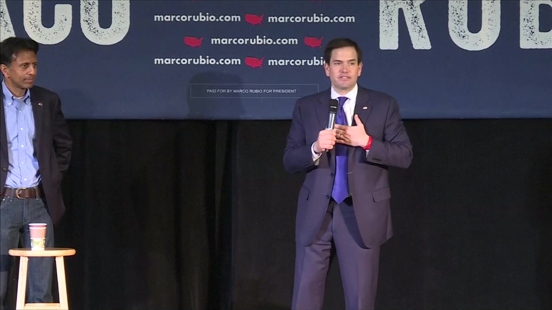Marco Rubio: 'No Place for KKK'