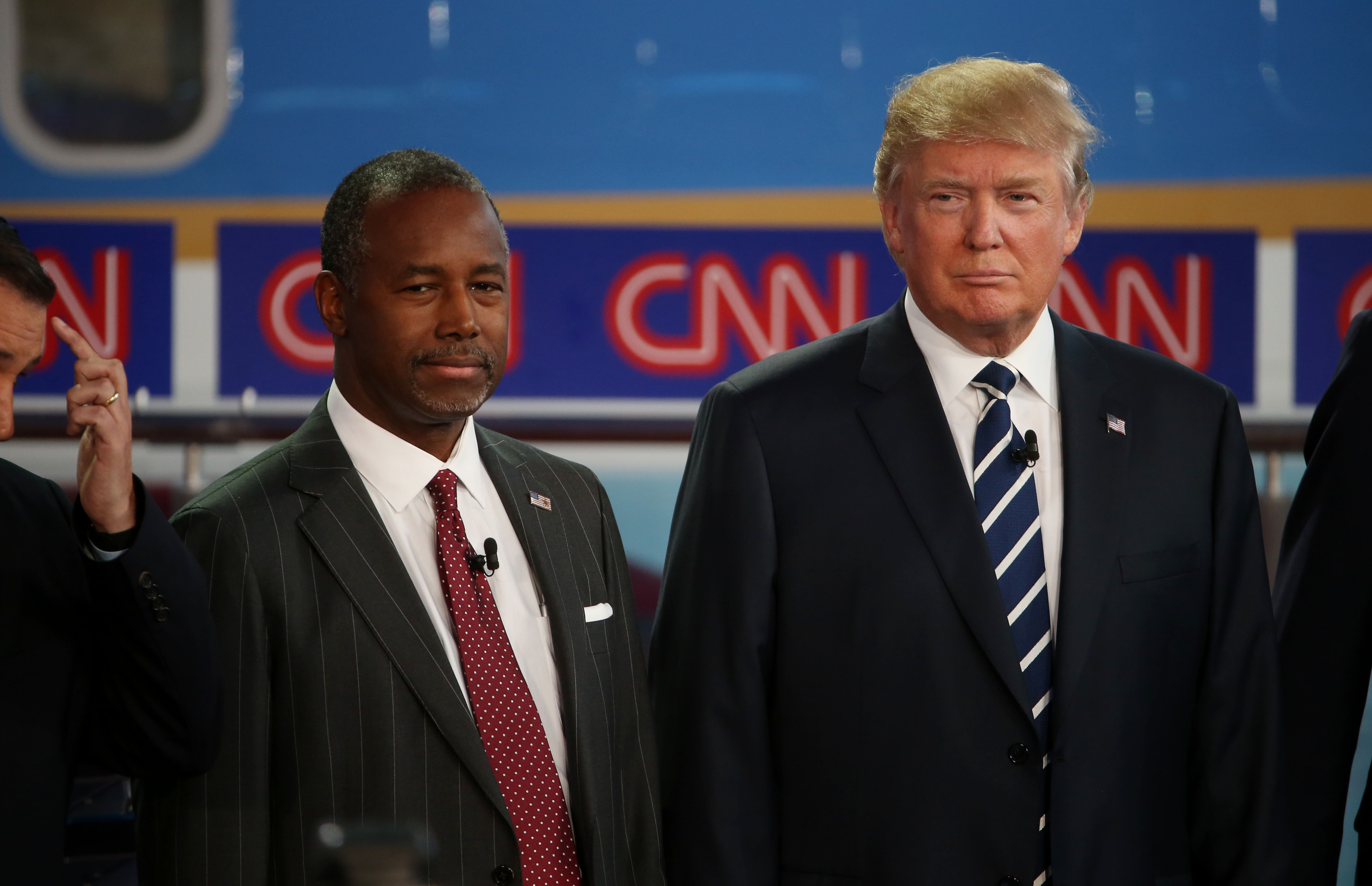New Poll Says Carson Is the Favorite for Trump's Potential VP Pick
