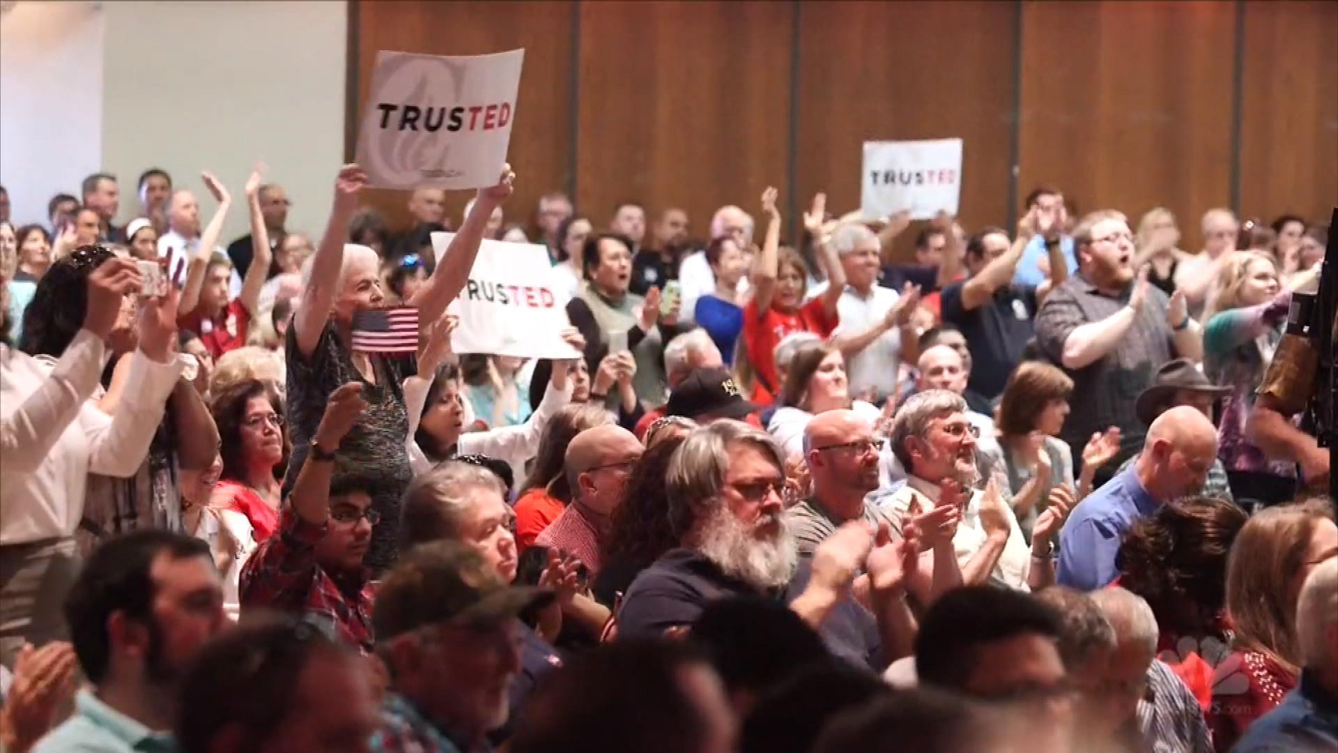 Last Stand for Cruz?
