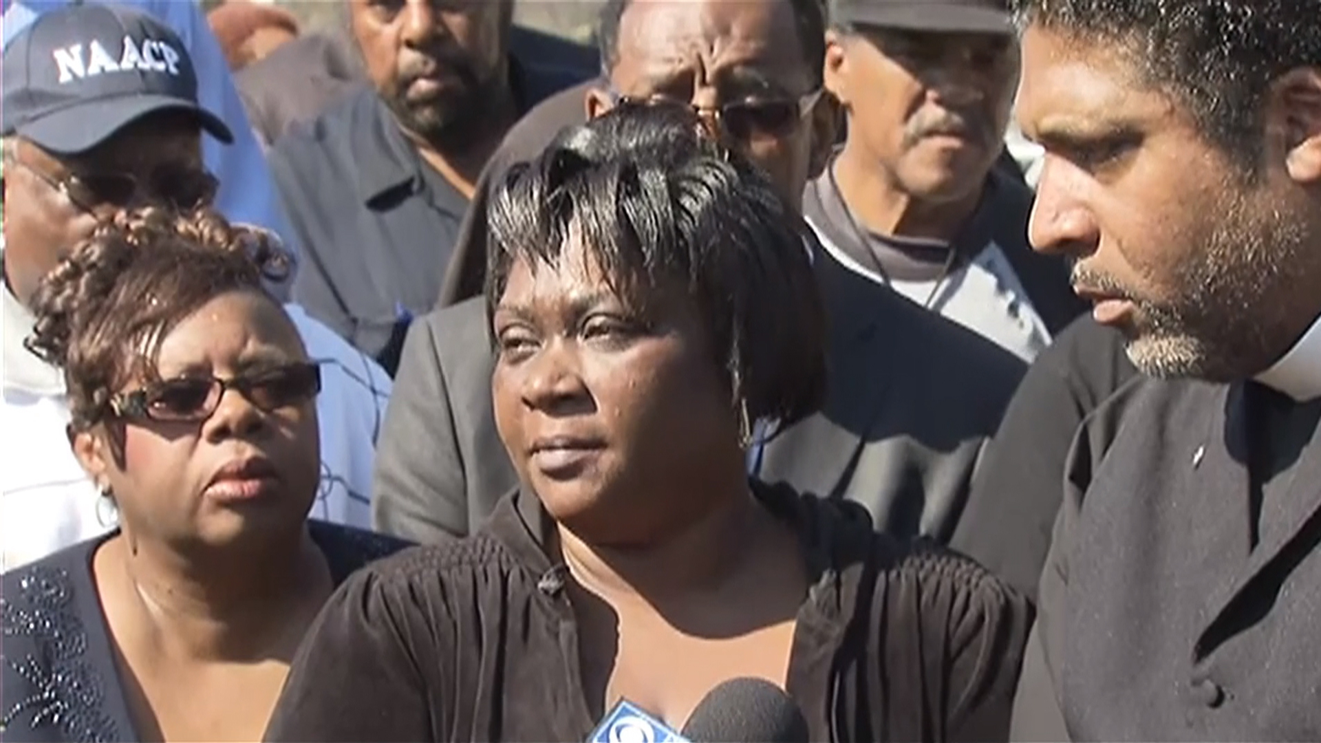 NAACP Leaders Gather to Address Akiel Denkins Shooting