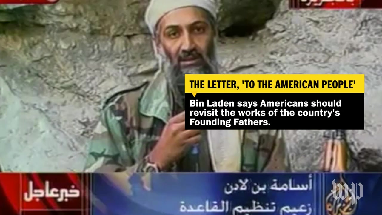 Three Things the New Osama Bin Laden Docs Reveal