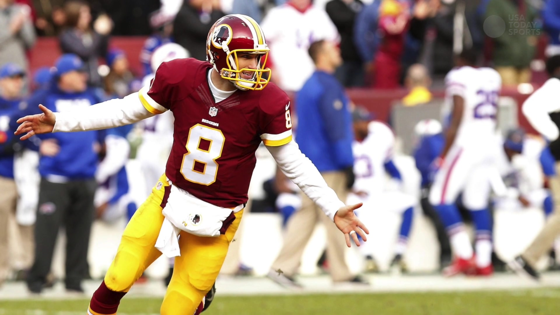 Redskins Place Franchise Tag on Kirk Cousins