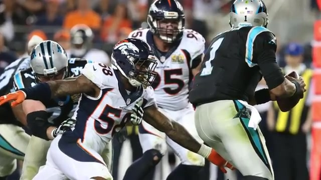 Von Miller Is Latest Star to Be Tagged