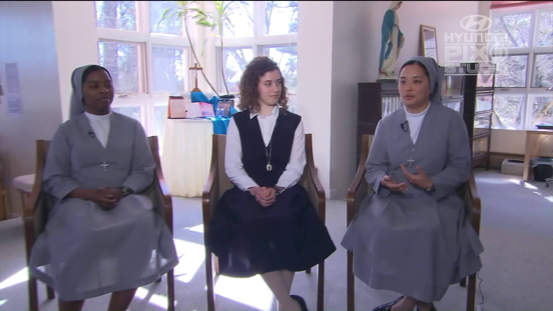Young Women Reveal Why They Want to Be Nuns