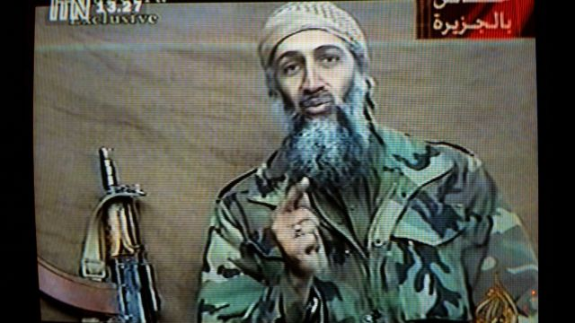 Surprise, Surprise: Osama Bin Laden Willed All His Money to Jihad