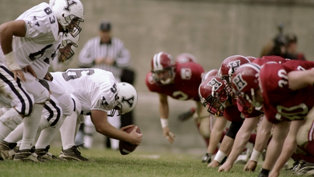 Ivy League Football Coaches Vote to Ban Tackling During Practice
