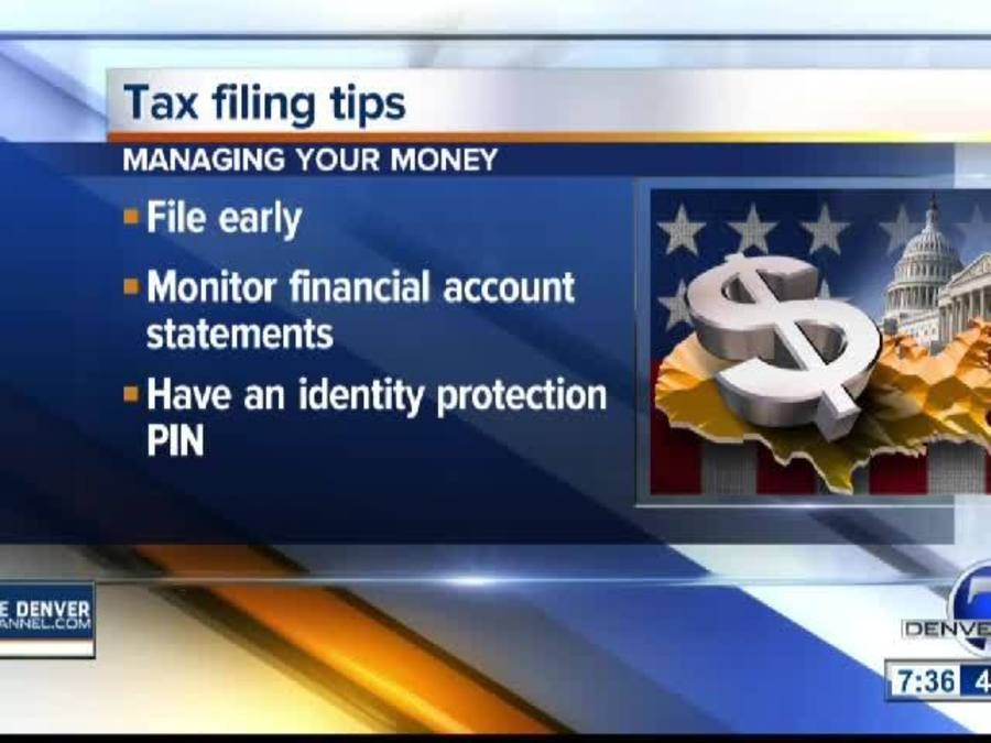 Tips for Filing Your Taxes