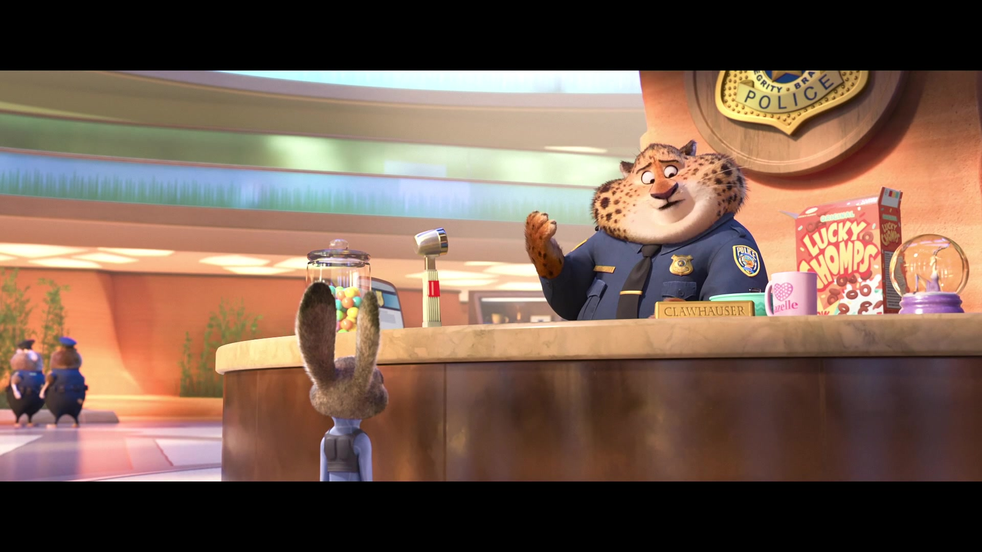 Get a Sneak Peek at Disney's 'Zootopia'