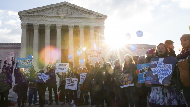 US Supreme Court Case on Texas Abortion Law Could End Up in Tie