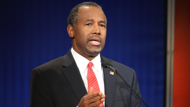 Ben Carson Sees No 'Political Path Forward' in Presidential Race
