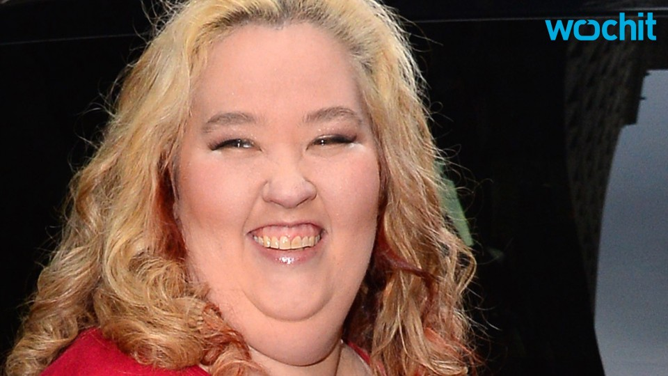 Mama June Hospitalized After Fainting Spells