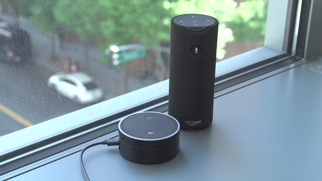 Two New Echo Devices for Amazon's Alexa