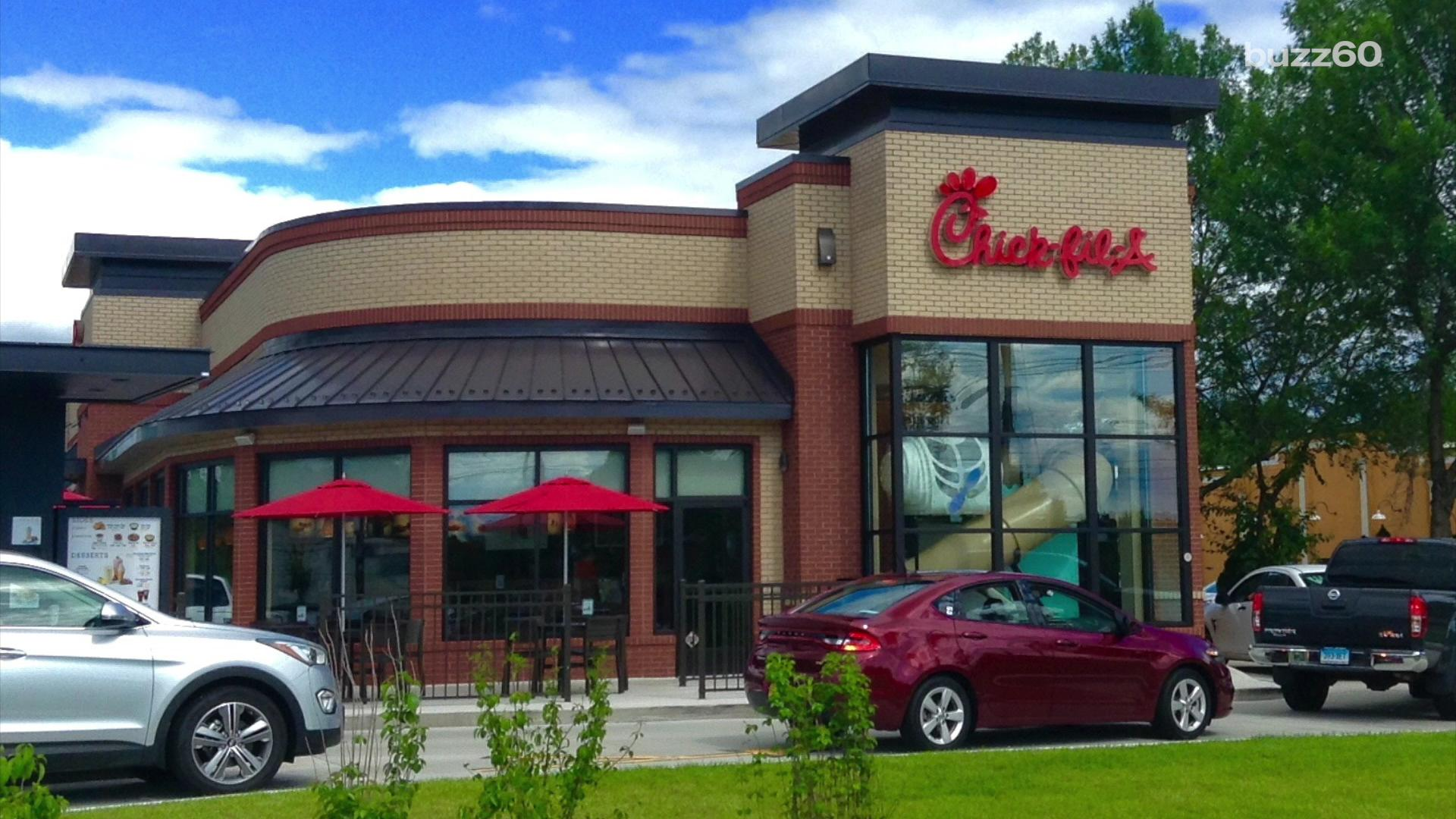 Chick-Fil-A Is Giving Away Free Ice Cream If You Can Put Down Your Phone