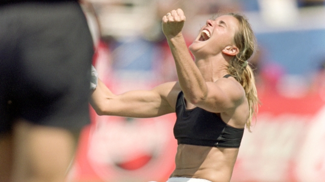US Soccer Star Brandi Chastain Will Donate Her Brain for CTE Research