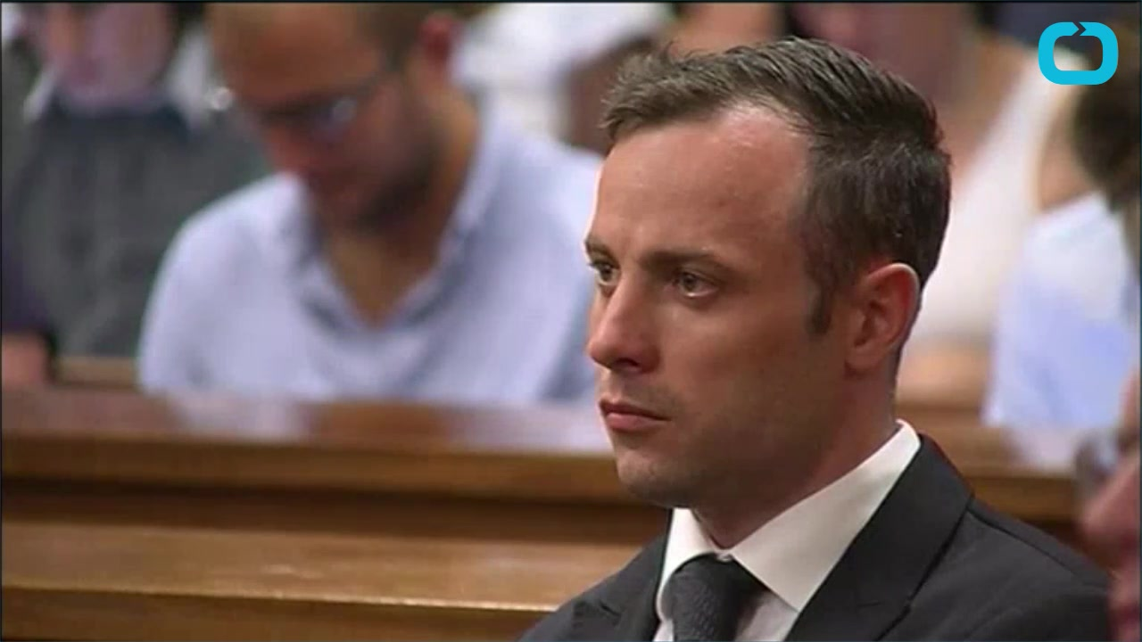 South African Court Rejects Pistorius' Right to Appeal