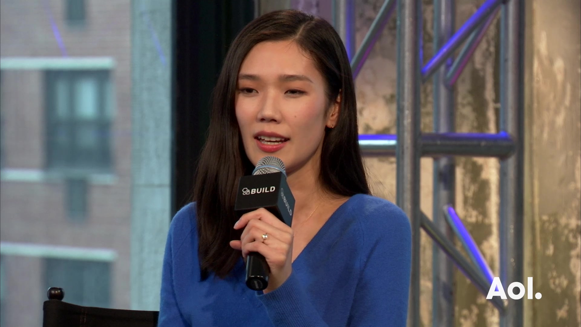 "Tao Okamoto On ""Batman V. Superman"""