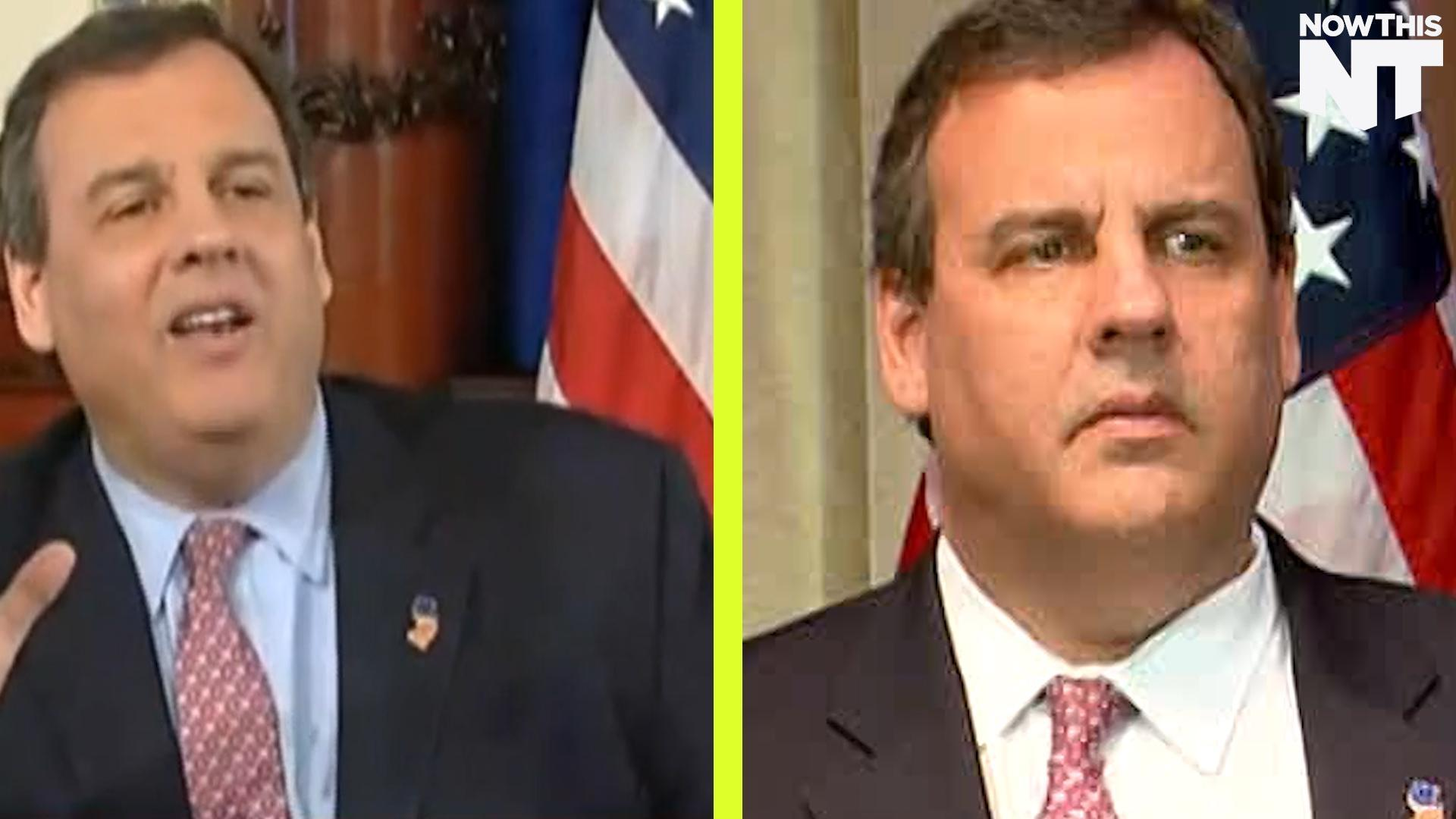 Chris Christie Denies That Donald Trump Is Holding Him Hostage