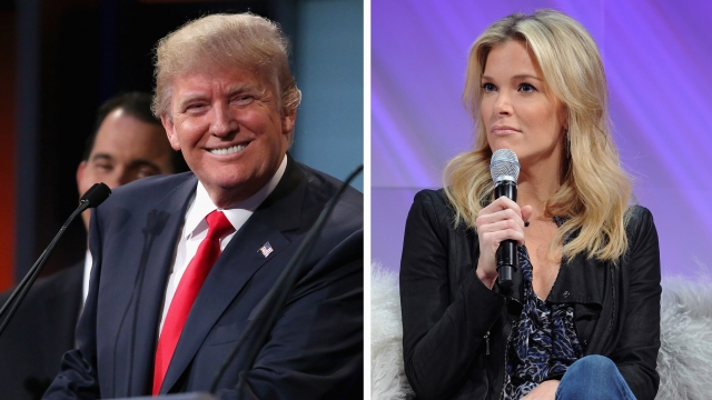 The Donald Trump-Megyn Kelly Feud May Cool Down for This Debate