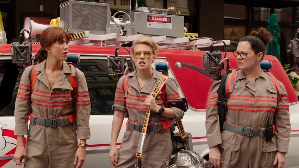 """Trailer: """"Ghostbusters"""""""