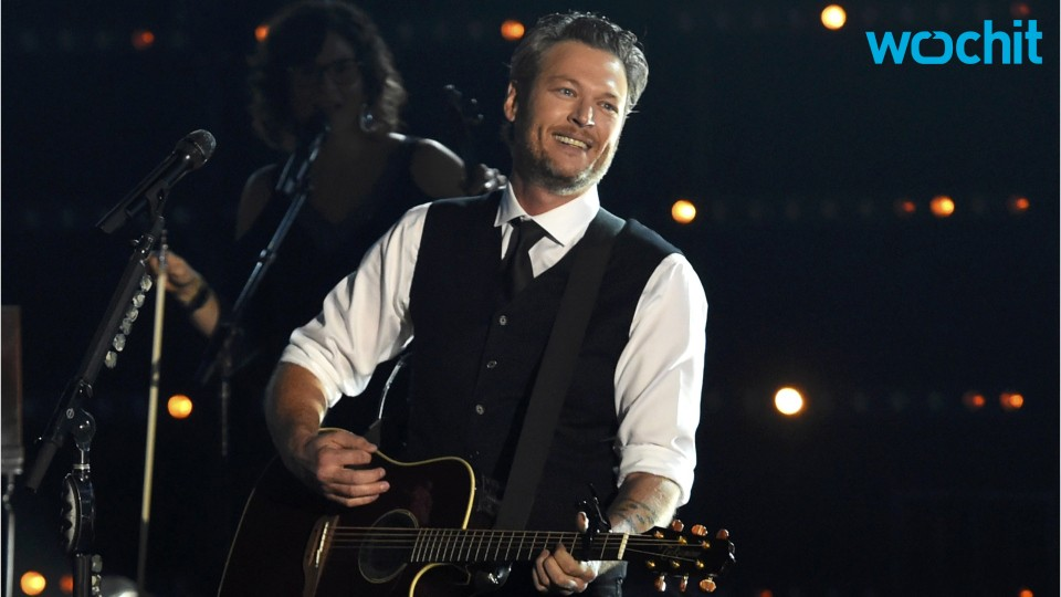 Is Blake Shelton Getting His Own Exhibit In The Hall of Fame?