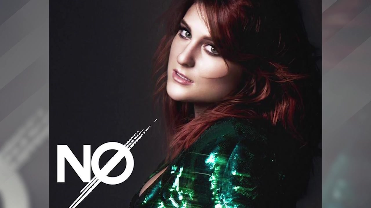 Meghan Trainor channels Britney Spears in sexy music video for 'NO'