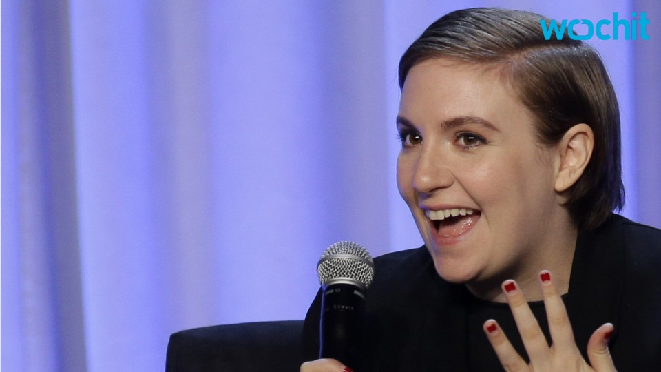 Lena Dunham Will Have Surgery for Ruptured Ovarian Cyst
