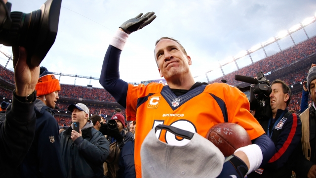 A Look Back on All the NFL Records Set by Peyton Manning