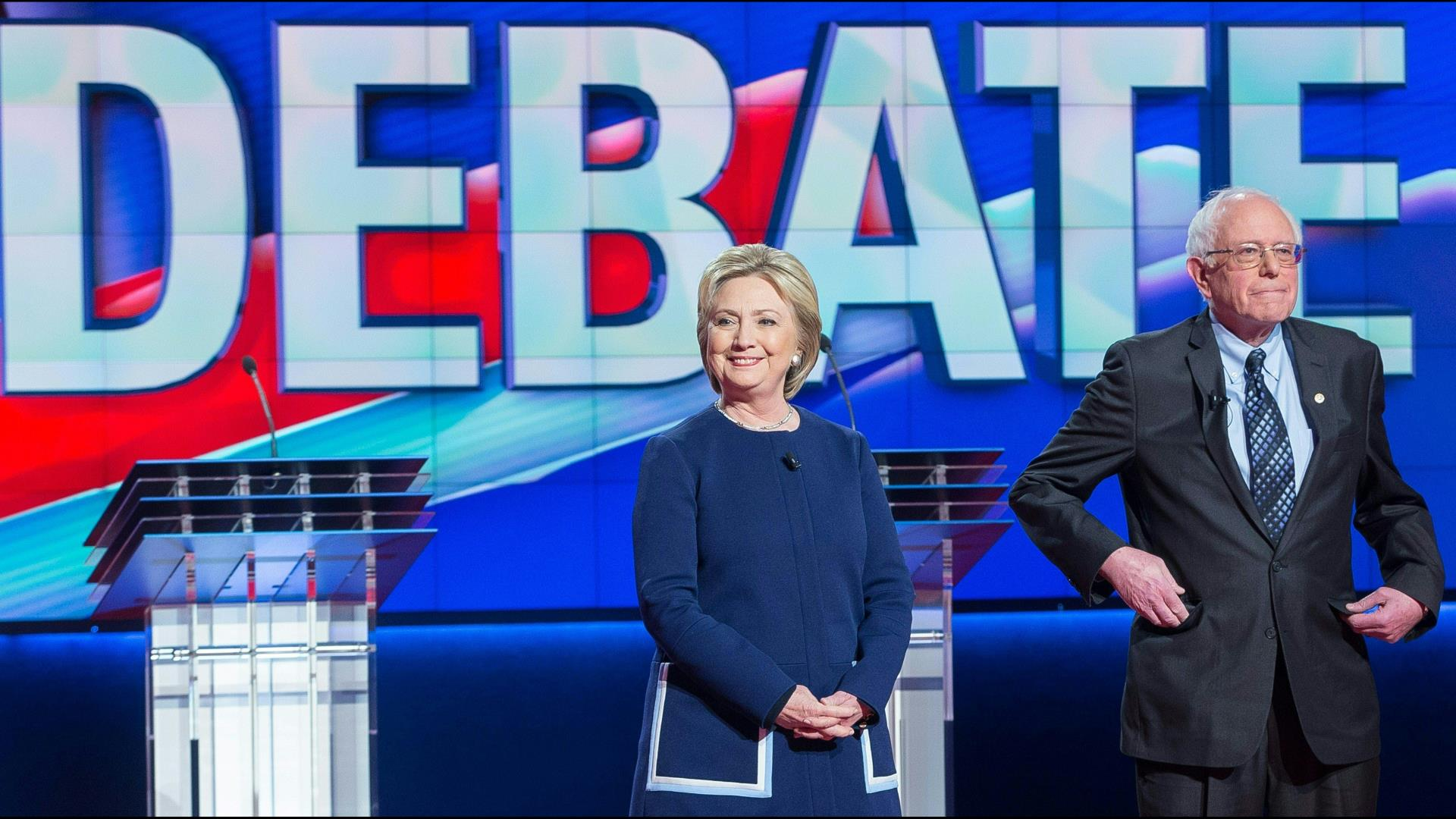 Highlights from the Democratic Debate in Flint, Michigan