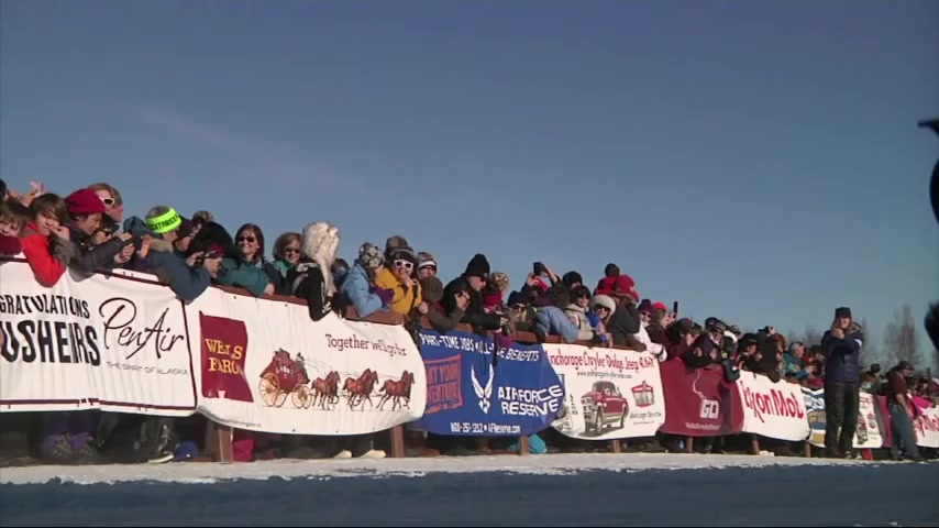 Mushers Begin Iditarod Sled Dog Race in Alaska