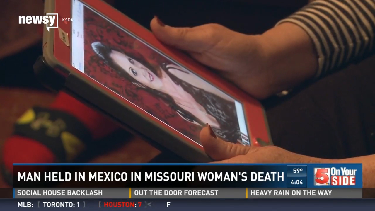 US Man Arrested in Connection With Girlfriend's Death in Mexico