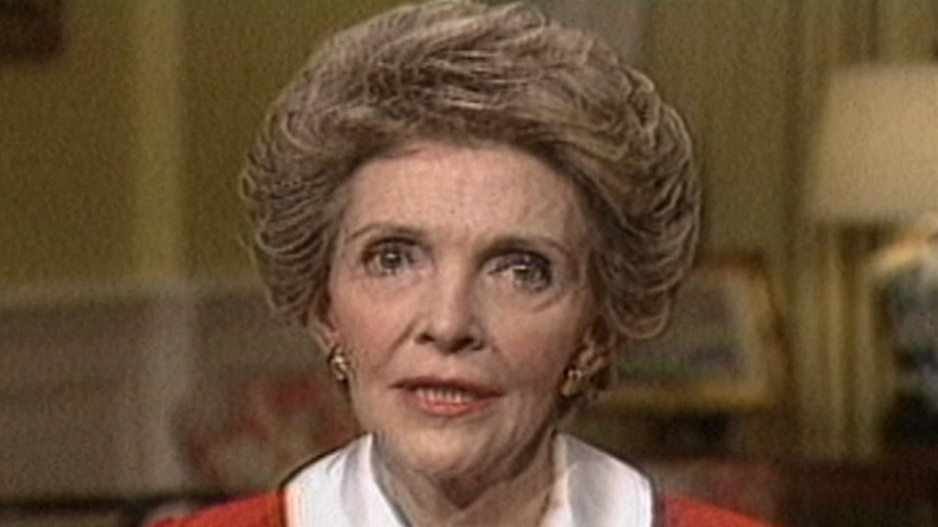 Tracing Nancy Reagan's Rise from Hollywood to Washington