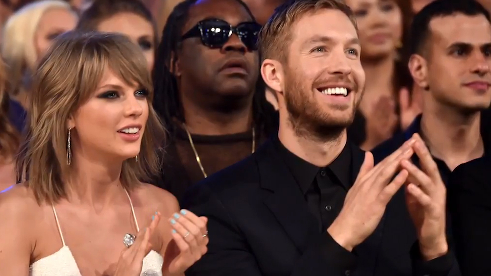 Taylor Swfit and Calvin Harris' 1-Year Anniversary