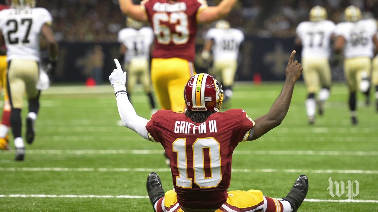 Redskins End the RGIII Era