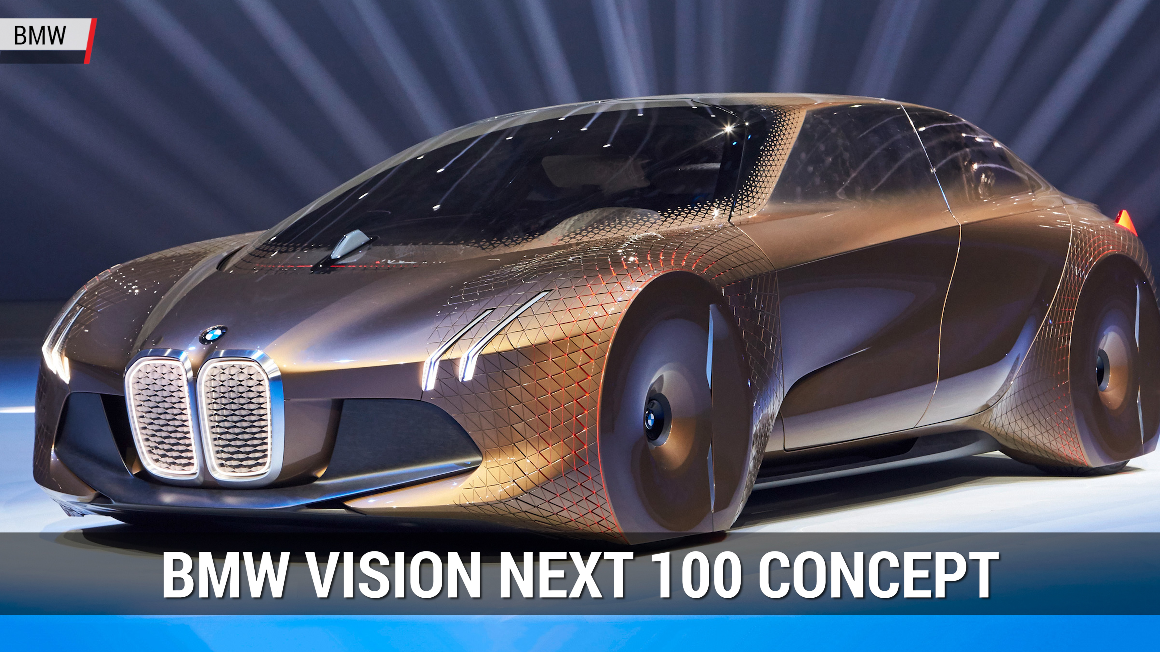 BMW Looks Toward Future with Vision Next 100 Concept | Autoblog Minute
