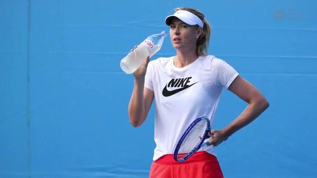 Maria Sharapova's Failed  Drug Test at Australian Open