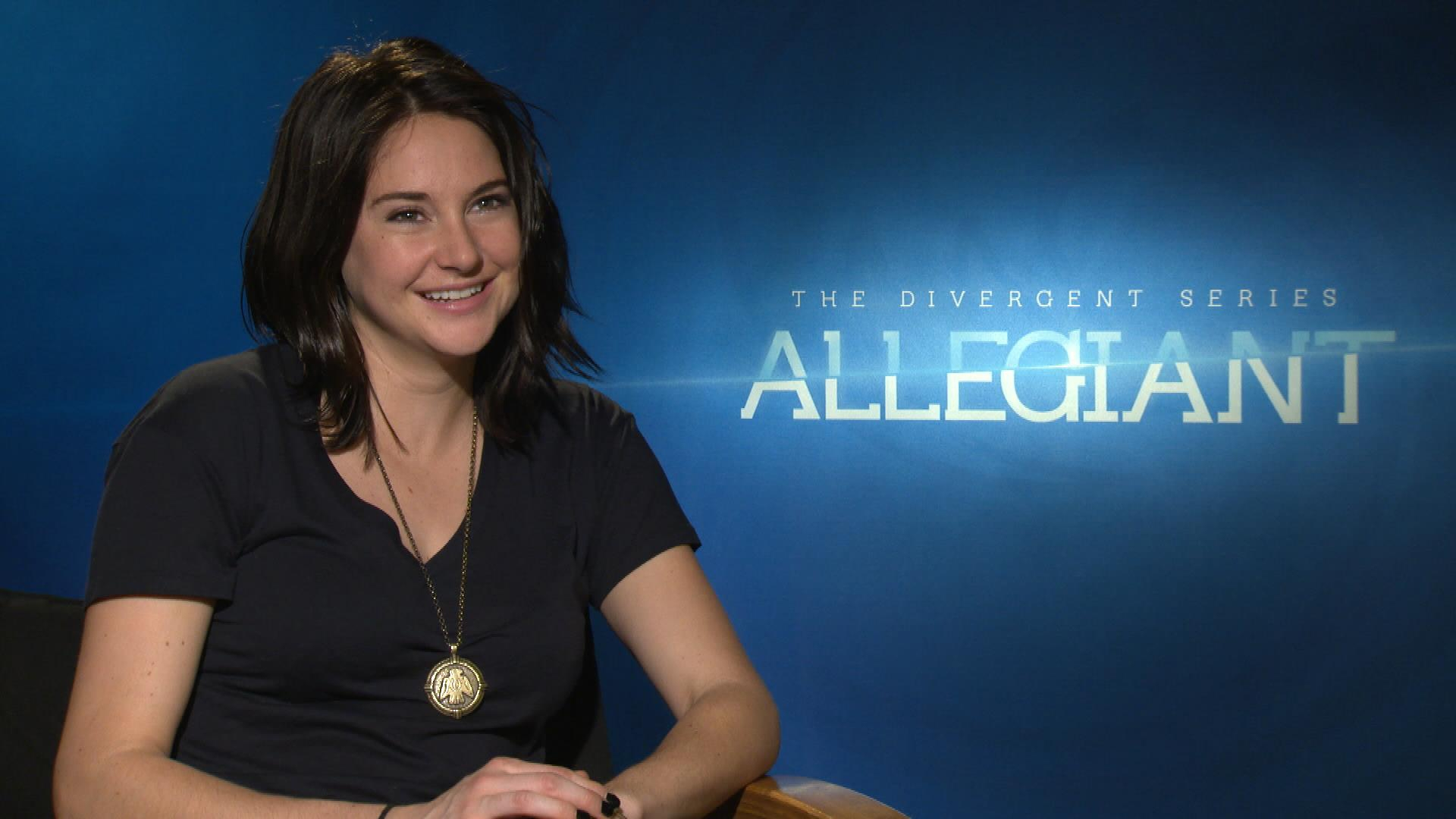 """Divergent Series: Allegiant"" Stars Play ""Most Likely To..."""