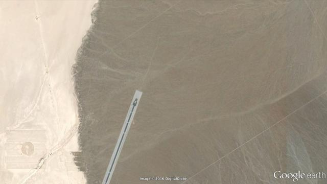 Google Earth Reveals Layout Of Secret 'Area 6'