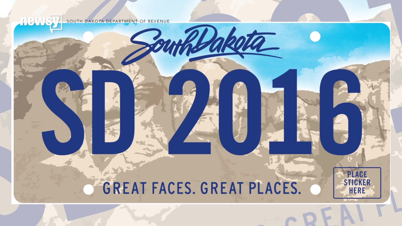 Are South Dakota's New Mount Rushmore License Plates Wrong?