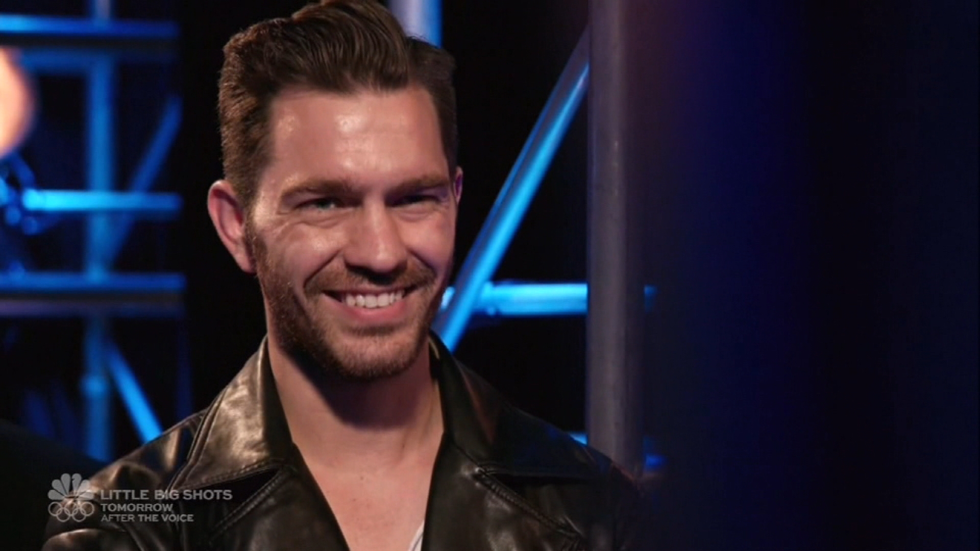 "Andy Grammer's Wife Auditions on ""The Voice"""