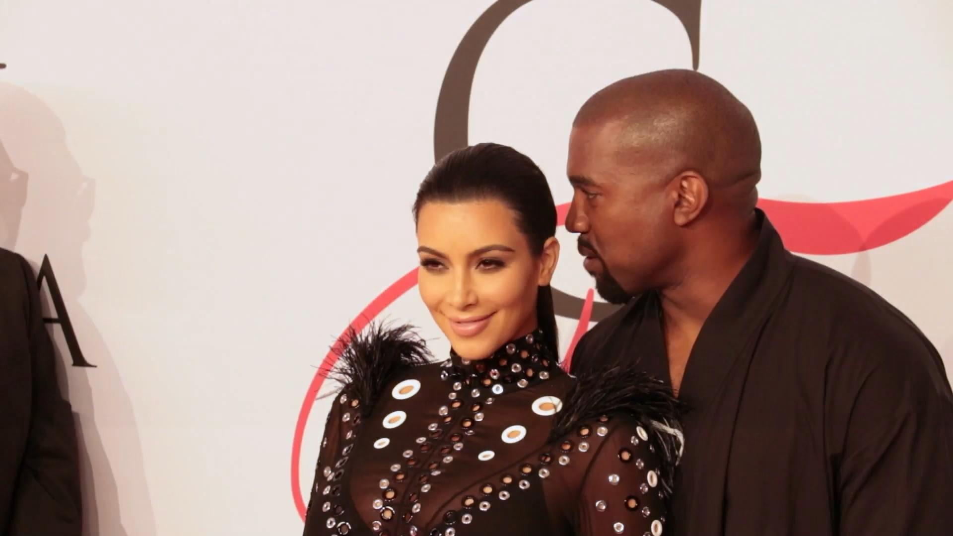 Kim Kardashian Pulls a Kanye West