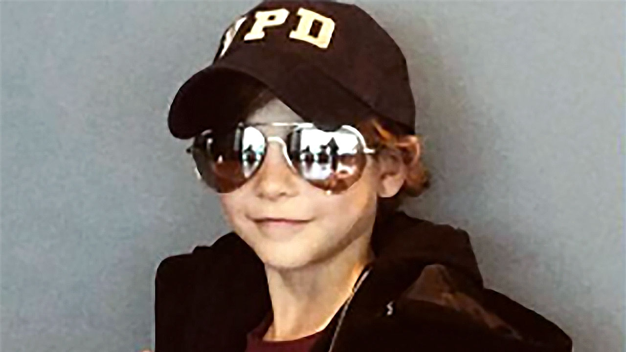 Jacob Tremblay Shadows His Police Officer Dad for a Day