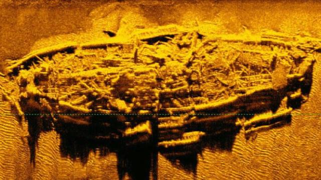 Shipwreck Found Near North Carolina May Be A Confederate Blockade Runner
