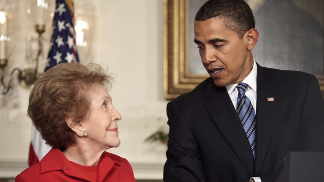 President Obama to Skip Nancy Reagan's Funeral to Attend Festival