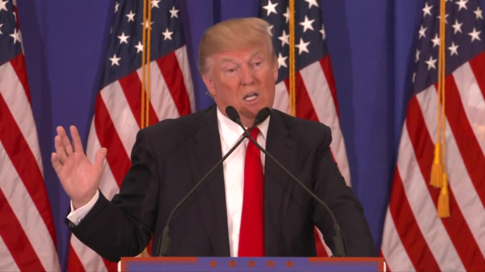 Trump: Only 'Donald Trump' Did Well Tonight