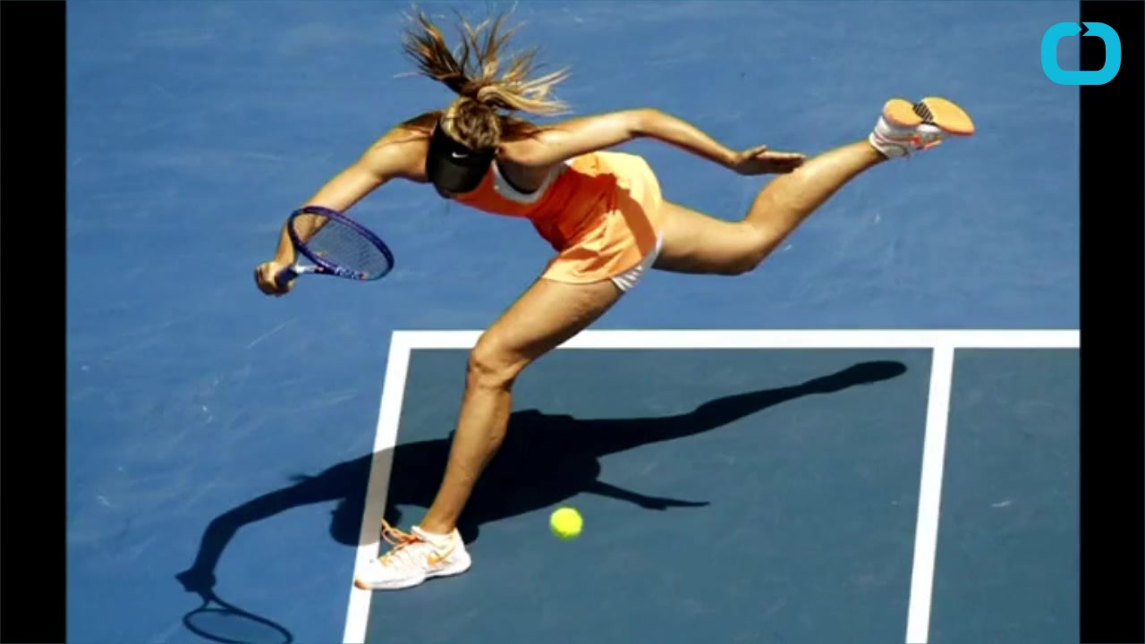 Sponsors Begin to Drop Maria Sharapova