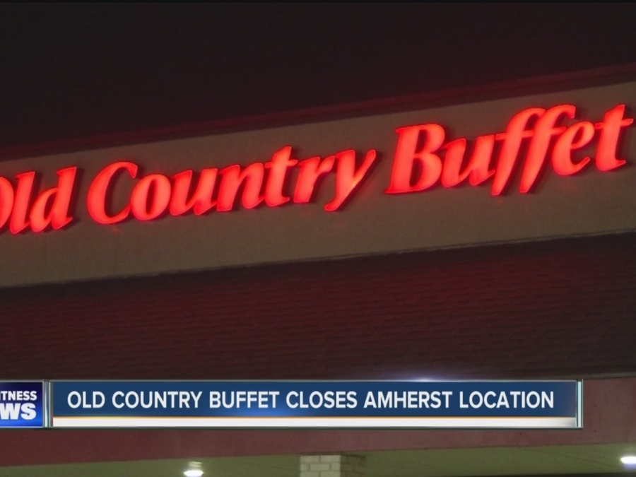 Old Country Buffet Closes Amherst Location